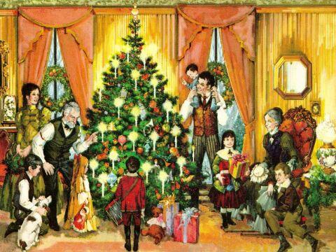 Christmas Tree Pagan Roots