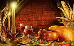 Special Events for Thanksgiving and Christmas at Belle Grove Plantation Bed and Breakfast in King George Virginia and Port Conway.